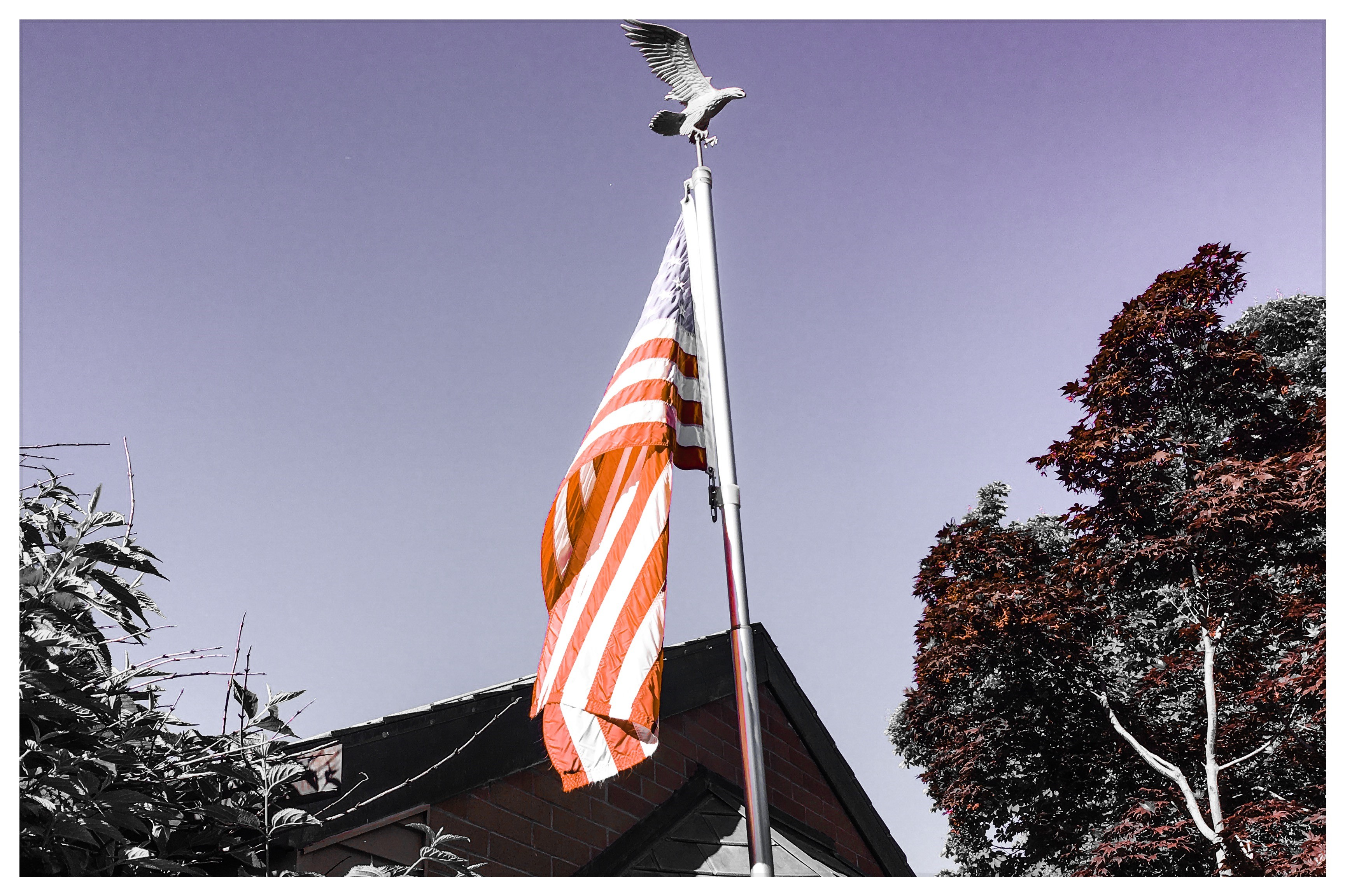 picture of American flag